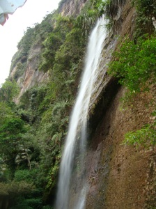 Waterfall at Harau Valley